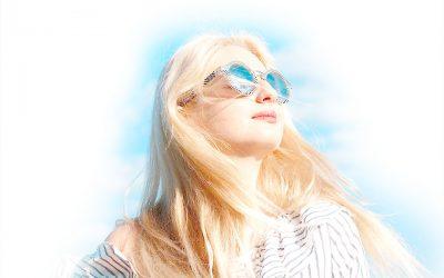 Ihana kevätaurinko! Muista suojata silmät UV-säteilyltä