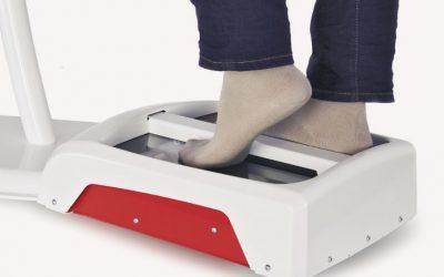 Tule mittaamaan jalkasi SieviSCANNERilla myymälämme avajaisissa!