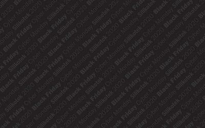 Silikotekin huikeat Black Friday – Cyber Monday 2020 tarjoukset!