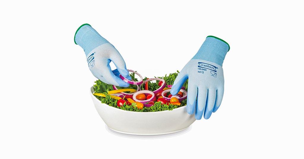 Granbergilta uusi elintarvikehyväksytty kestokäsine